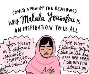 books, education, and feminism image