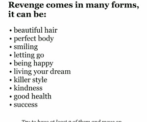 body, life, and revenge image