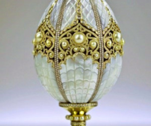 decorations, white, and egg image