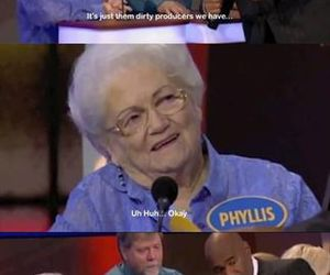 funny and family feud image