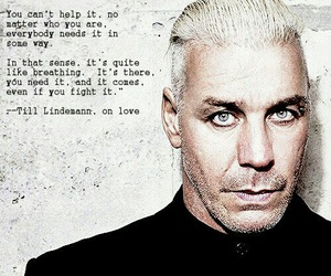 german, quote, and rammstein image