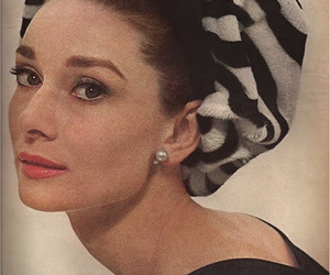 60s, actress, and audrey image