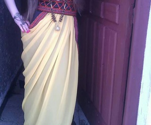dress, dz, and kabyle image