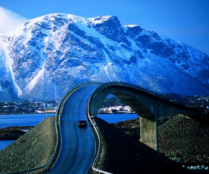 mountains and norway image