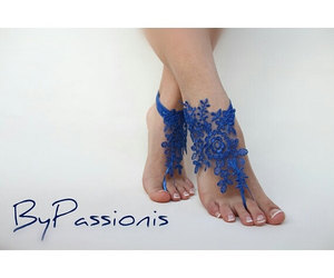 etsy, womens shoes, and lace sandals image