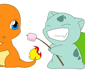pokemon and charmander image