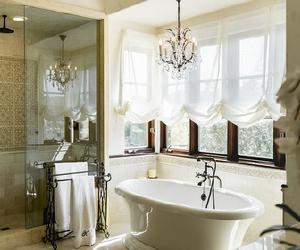 bath, dream home, and home decor image