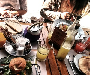 birthday, brunch, and juice image