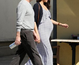 bruce, emma, and pregnant image