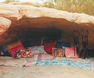 hipster, indie, and cave image