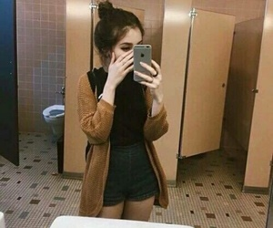 grunge, tumblr, and outfit image