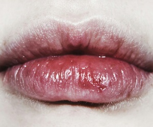 lips, grunge, and pale image