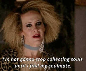 ahs, sally, and hotel image