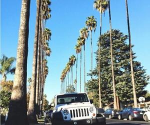 blue, car, and california image