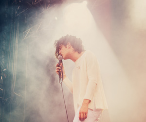 pale, the 1975, and matty healy image