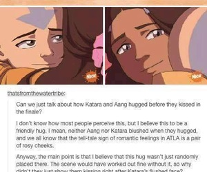 avatar, aang, and katang image