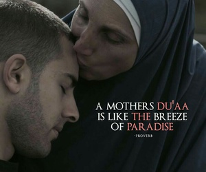 allah, islam, and mother image