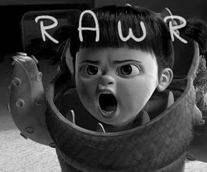 boo and rawr image