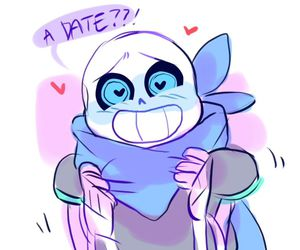 date, sans, and cute image
