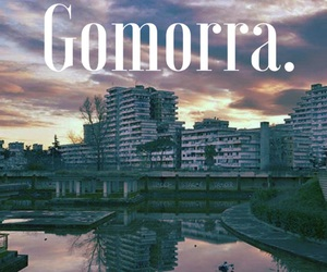 couleur, italia, and gomorra image