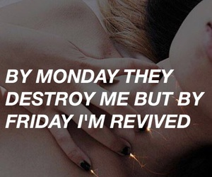 monday, lana del rey, and weekend image
