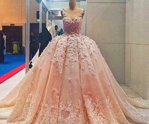 Dream, wedding dress, and bride to be image