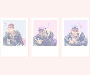 k-pop, shin hoseok, and wonho cute image