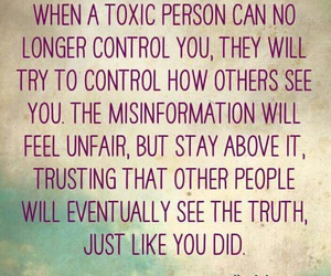 people, quotes, and toxic image