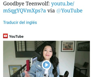 why, youtube, and teen wolf image