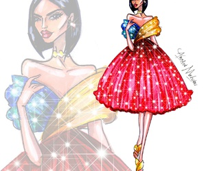belleza, disney, and princesa image