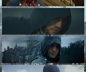 Collage, ubisoft, and videogame image