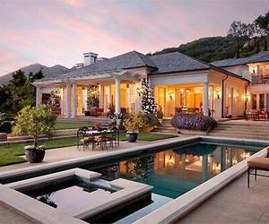 big, house, and inspo image