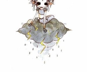 sakura card captor and the storm image
