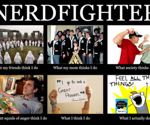 fight, fighter, and funny image