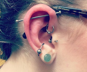 conch, helix, and industrial image