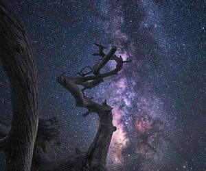 stars, galaxy, and beautiful image