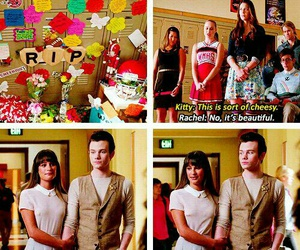 glee, kurt hummel, and marley rose image