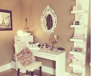 furniture, girl room, and goals image