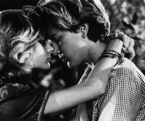 river phoenix, running on empty, and martha plimpton image