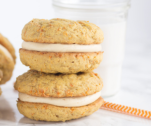 carrot, carrot cake, and Cookies image