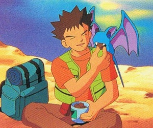 Brock, poison, and cute image