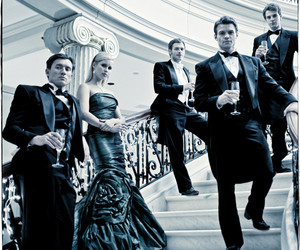 The Originals, klaus, and the vampire diaries image