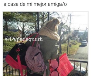 amigas, bags, and frases image