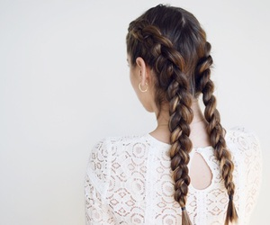 braid and hair image