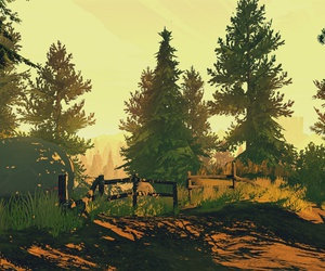 forest, game, and gameplay image
