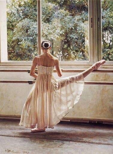 ballet, ballerina, and dancer image