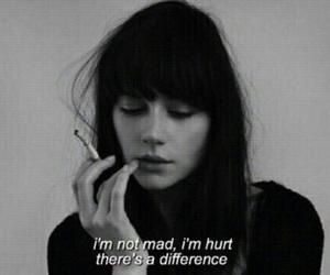 mad, smoke, and hurt image
