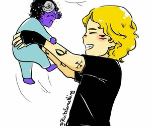 jace herondale, max lightwood, and shadowhunters image