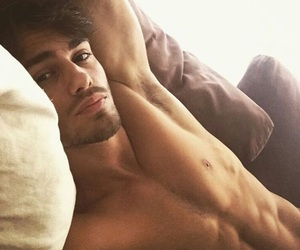 beautiful, Hot, and male model image