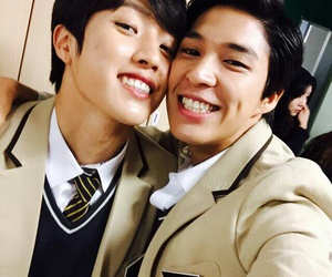 sungyeol, infinite, and high school love on image